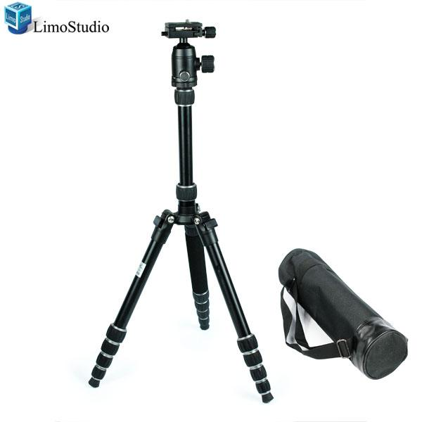 "Trans-Functional Travel Angle Carbon Fiber 62"" Tripod Monopod Camera Video Tripod Light weight Tripod for Digital Camera, AGG1181"
