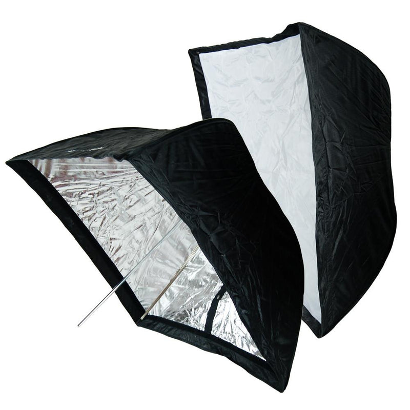 "Photo Studio 28"" Flash Softbox with 86"" Light Stand Kit without Flash Light, AGG1219"