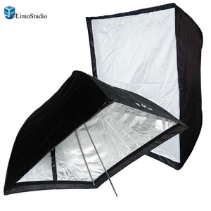 "Photo Studio 28""x28"" Photography Umbrella Softbox Reflector Speedlight For Studio Lighting, AGG1230"