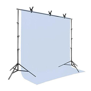 2 types [6 Pcs] Photography Backdrop Support Spring Clamp for Background Muslin, Canvas, Paper, Chromakey Screen, Heavy Duty Clip, Photo Studio, AGG1243