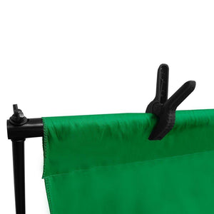 [6 Pcs] 2 types Photography Backdrop Support Spring Clamp for Background Muslin, Canvas, Paper, Heavy Duty Clip, Photo Studio, Chromakey Screen, AGG1244