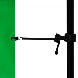 4PC Photo Video Studio Background Backdrop Muslin Holder (For all types of crossbars and background supports), AGG1246