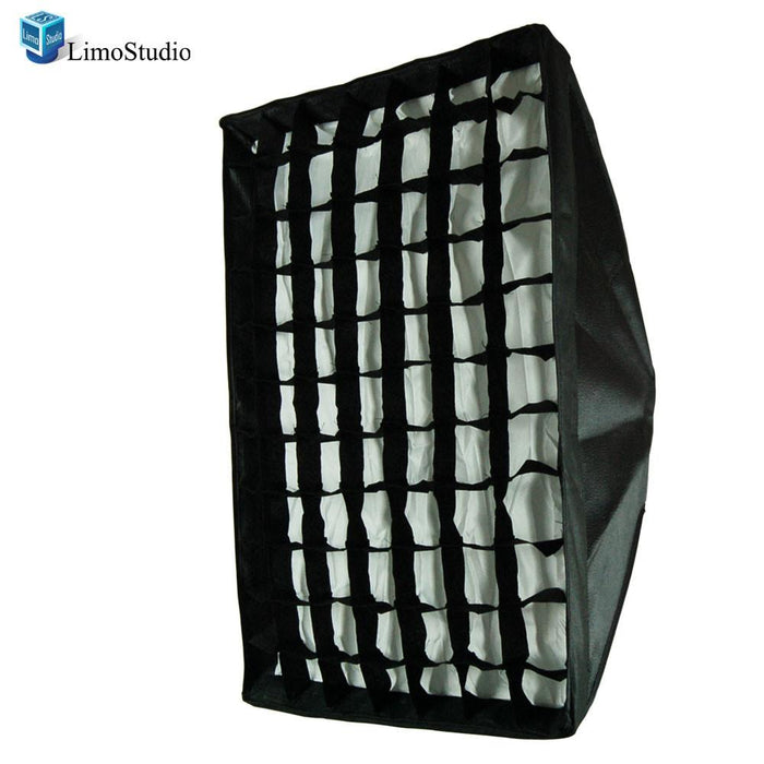 "26"" x 20"" Honey Comb Grid Softbox Reflector For Photo Video Studio Flash Lighting Photography"