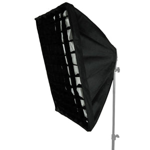 "24"" x 16"" Honey Comb Grid Softbox Reflector For Photo Video Studio Flash Lighting Photography, AGG1250"