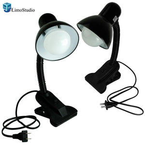 Table Top Light Kit with LED Lighting, Photo Light Set with Clamp, AGG1264