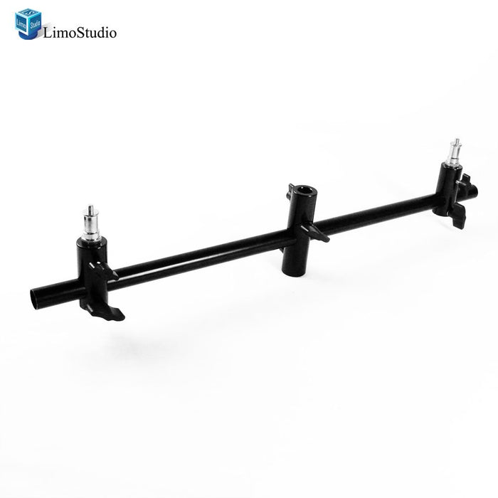 LimoStudio Photo Light Clamp, Photo Studio Equipment, Mounting Clamp, Hardware, Light Stand T-Bar, SRE1214