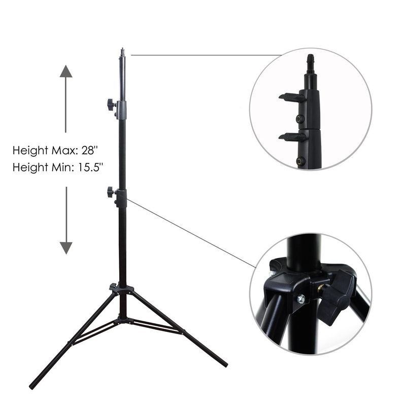 45W Slave Strobe Backlight Strobe Flash Studio Photography Kit, AGG1299V2