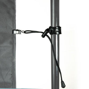 Photo Video Studio 3 Background Backdrop Muslin Holder (For all types of crossbars and background supports), AGG1323
