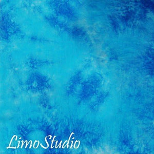 10 X 12 Ft Photo Studio Hand Dyed Sky Blue Muslin Backdrop Backgrounds, AGG1339