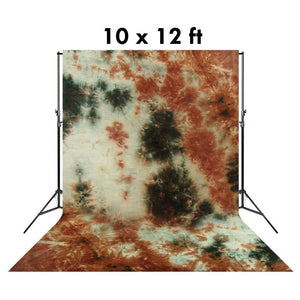10 X 12 Ft Photo Studio Hand Painted Hand Dyed Photography Backdrop Backgrounds, AGG1350