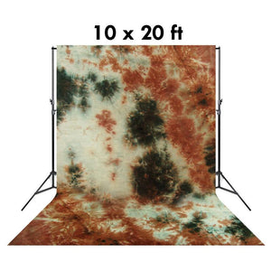 10 X 20 Ft Photo Studio Hand Painted Hand Dyed Photography Backdrop Backgrounds, AGG1351