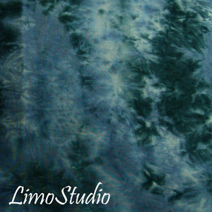 6 X 9 Ft Photo Studio Oxford Blue Cloudy Hand Dyed Backdrop Backgrounds, AGG1355