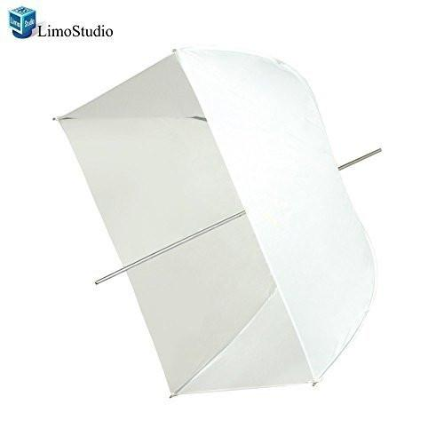"Photo Video Photography Studio 24"" White Square Softbox Reflector Diffuser Umbrella, AGG1373"