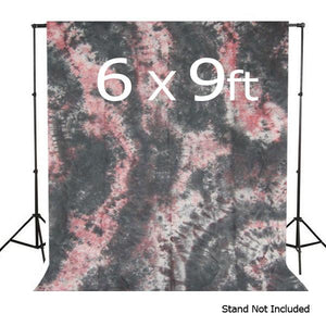 6 X 9 Ft Photo Studio Hand Painted hand dyed Photo studio Muslin Backdrop Backgrounds 6x9 ft, AGG143