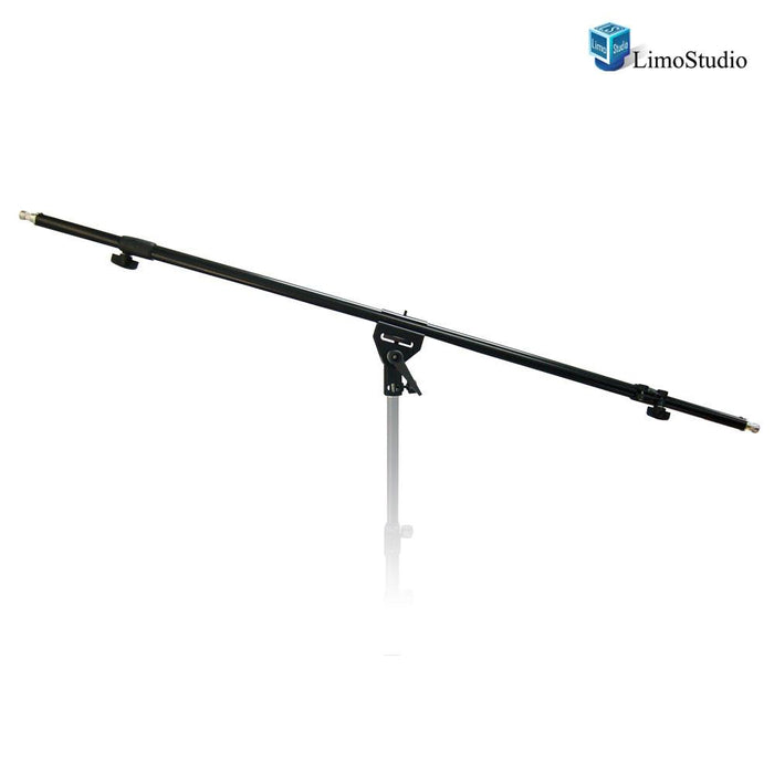 Photo Video Studio Boom Lighting Slope Bar Both Sides Standard Mounting Tips, AGG1440