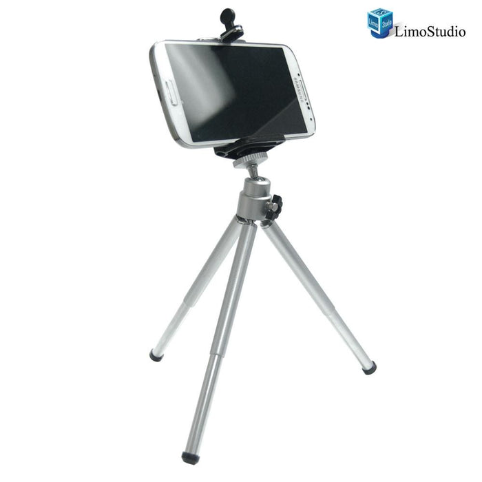 Camera Video Studio Mini AdjustableTripod / Holder for iPhone 6 5C 5S Samsung Galaxy S4 S3 Cellphone , AGG1446