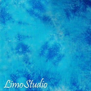 6 X 9 Ft Photo Studio Hand Dyed Sky Blue Muslin Backdrop Backgrounds, AGG146