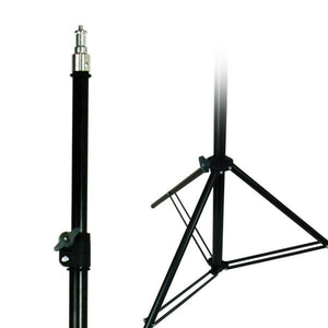 "Photography Photo Studio 52"" Double Layer Black/White Square Type Umbrella Continuous Lighting Kit with Perfect daylight bulb, AGG1484"