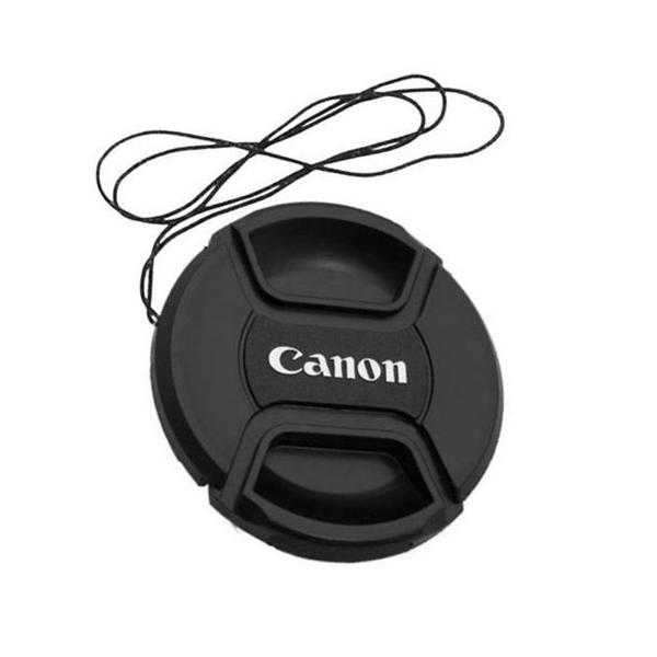 DSLR Camera Lens Cap with String For Canon Cameras 62mm, AGG1547
