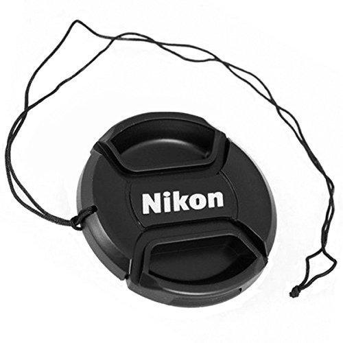 DSLR Camera Lens Cap with String for Nikon 58mm , AGG1552