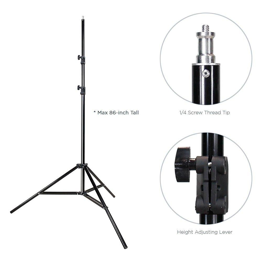 Dimmable Brightness Control LED Barn Door Light Panel with Light Stand Tripod Color Temperature Control by Color Filter Gel Continuous Lighting Kit ...  sc 1 st  Limostudio & Dimmable Brightness Control LED Barn Door Light Panel with Light ... azcodes.com