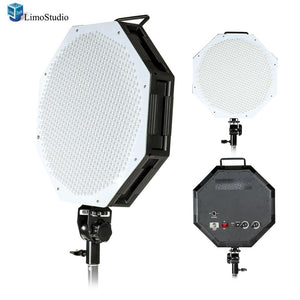 Photo Video Studio Dimmable LED Octagon Panel Continuous Light , AGG1580