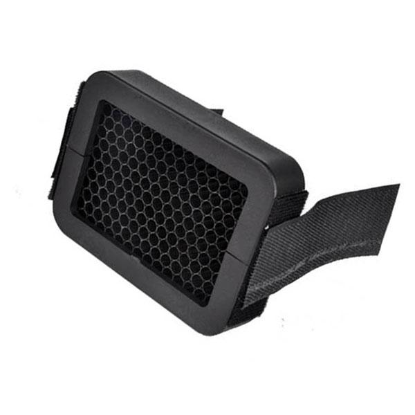 "Photo Video Studio 1/4"" Universal Honeycomb Speed Grid for External Camera Flashes , AGG1648"