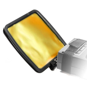 Photo Video Studio 4 Color Studio Flash Diffuser Photogaphy Softbox for Nikon , Canon Speedlite , AGG1652