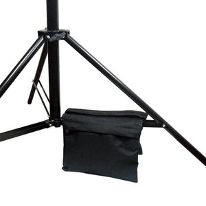 Photography Studio 4pcs Heavyduty Saddlebag Sandbag for Boom Light Stand, AGG1669