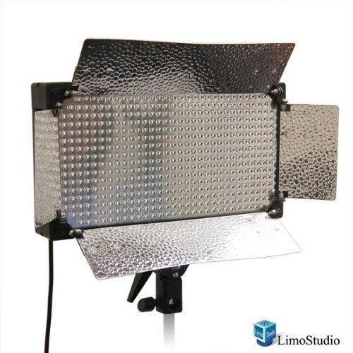 Photography Photo Video 500 LED Barndoor Light Panel Dimmable LED lighting 110-240V, AGG1711
