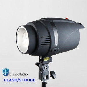 LimoStudio Photography 200W Photo Monolight Flash Strobe Studio Photography Light Lighting, AGG1756V2