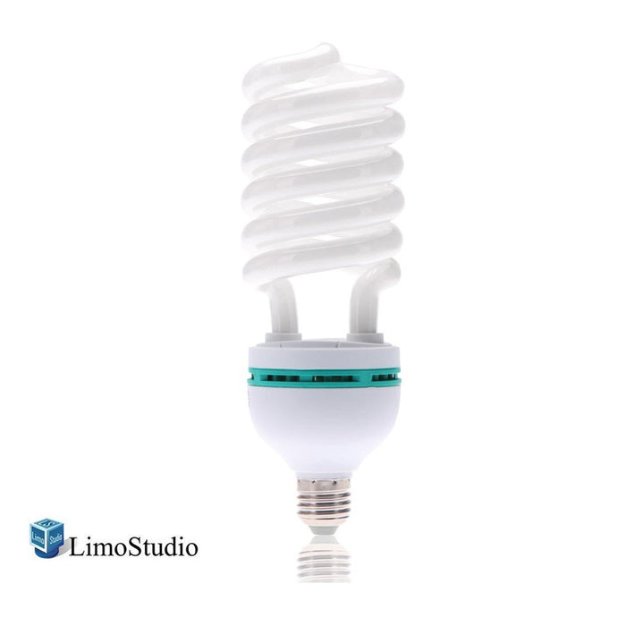 LS LIMO STUDIO LIMOSTUDIO  45 Watt, 6500K Fluorescent Daylight Balanced Light Bulb for Photography and Video Lighting, AGG1758