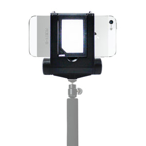 Mini LED Fill-In Light Smartphone Led Light With Adjustable Phone Holder and Travel Portable Tripod For iPhone 6 5s | Samsung Galaxy S5 S6 edge, AGG1789