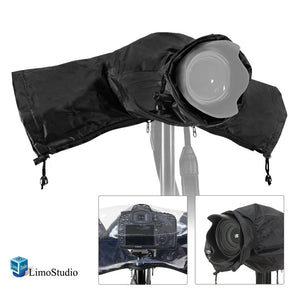 Photo Professional Camera Protector Rain Cover for Canon Nikon Pentax DSLR Cameras, AGG1791