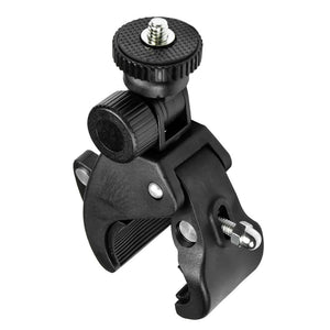 Action Camera Mount, TILT Mount Clamp Clip Bracket for Stand Cross Bar, Photo Video Studio, AGG1874