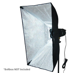 200 Watt Digital Strobe Flash Light with Umbrella Reflector Insertion Hole, Modeling Photographic Flash, Wire Sync Cable, Photo Studio, AGG1907