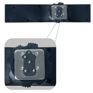 TTL Hot Shoe Bracket, Flash Bracket for Nikon DSLR Camera with 2 Extended Hot Shoe, Photo Studio, AGG1988