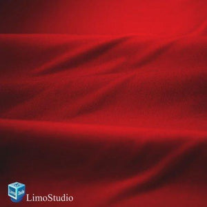 Photo Studio Muslin Backdrop Background 5 X 5 Ft Screen Red Muslin Backdrop, AGG207