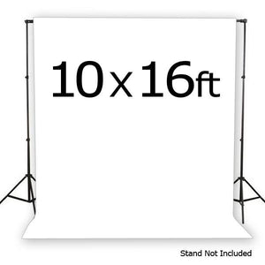 Photo Muslin Photography Backdrop Background 10 X 16 Ft Screen White Muslin Backdrop, AGG221