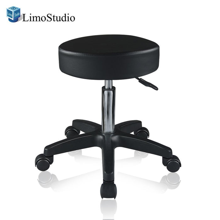 LimoStudio Photography Posing Prop Stool, Massage and Salon Style Chair, 14 Inch, AGG2235
