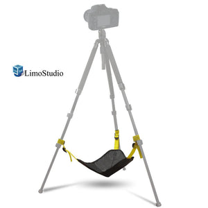 Black Heavy Duty Photographic Studio Video Sand Bag, Stone Bag for Universal Light Stand, Boom Stand and Tripod, Weight Bag, Photography, AGG2251