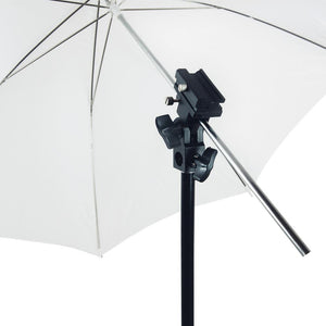 46 Inch White Umbrella Reflector, Light Diffuser, Translucent Soft Even Spread Light for Photo Studio, Photography Studio, AGG2277