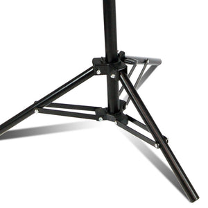 "15"" Max Height Mini Aluminum Photography Back Light Standsfor Table Top Photo Studio Lights, AGG2340"