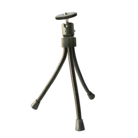 Flexible Mini Tripod, Ideal for Digital Camera and Webcam, AGG295