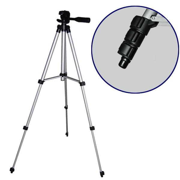 "53"" Photo / Video ProPod Tripod Includes Deluxe Tripod Carrying Case For Digital Cameras & Camcorders, AGG303"