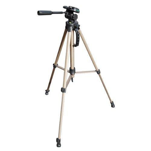 "48"" Deluxe Photo Video Camera Camcorder Tripod with Carrying Case, AGG314"