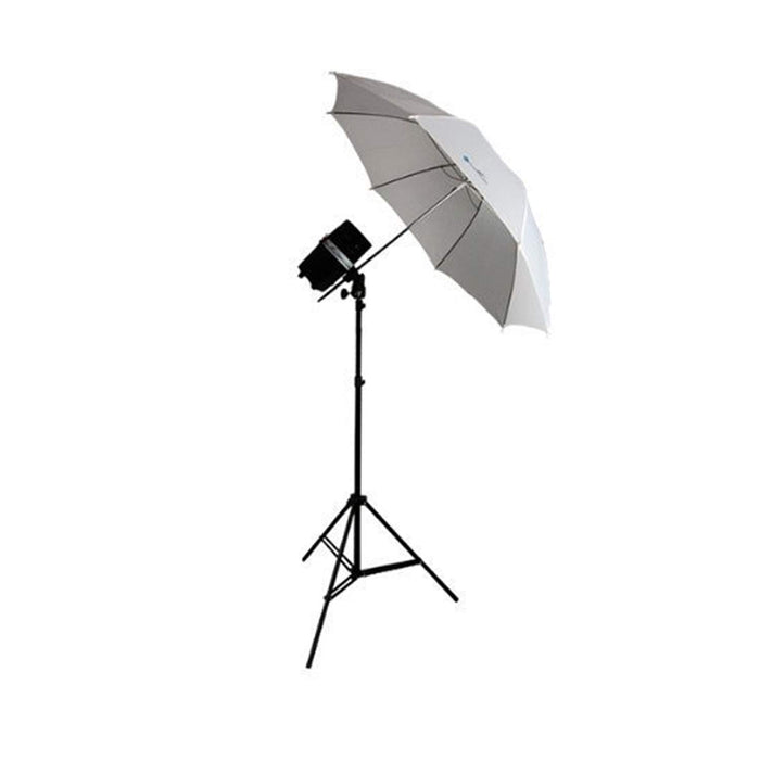 LimoStudio New Single 200 Watt Photo Studio Monolight Flash Strobe Umbrella Lighting Kit - 1 Studio Flash/Strobe, 1 Soft Umbrella, SRE1224