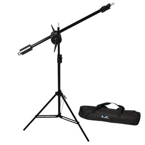 Photography Video Studio Boom Stand Boom Arm Light Stand & Carry Bag Combo, AGG665