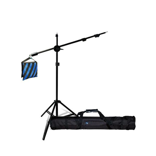 Umbrella Softbox Flash Light Boom Light Stand Lighting Kit for Photo and Video, AGG674