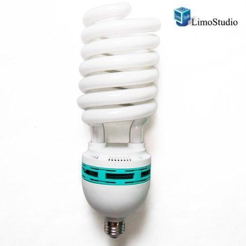 Full Spectrum Light Lighting Bulb 105 watt Photography Photo CFL 6500K, AGG697